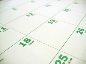 Being Productive - Calendar - Pullman Marketing