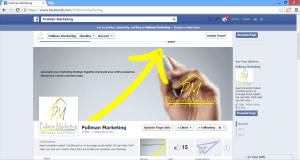 social media strategy - Pullman Marketing - Generic Facebook Page