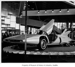 Firebird III - Seattle World Fair 1962
