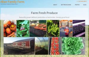 Allan Family Farm
