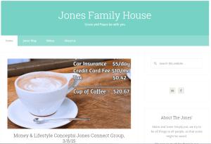 JonesFamilyHouse.us