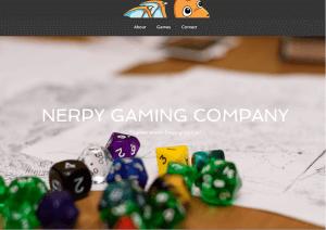 nerpygaming-portfolio