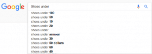 Showing Google SERP for SEO Maintenance Checklist Example Image