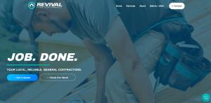 revival energy no hassle website marketing plan