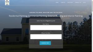 custom websites for contractors