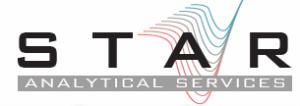 Star Analytical Services Logo | Marketing Client