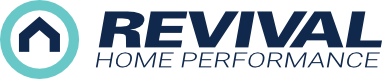 revival home performance logo