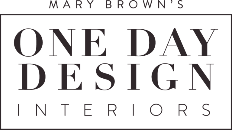 one day design logo