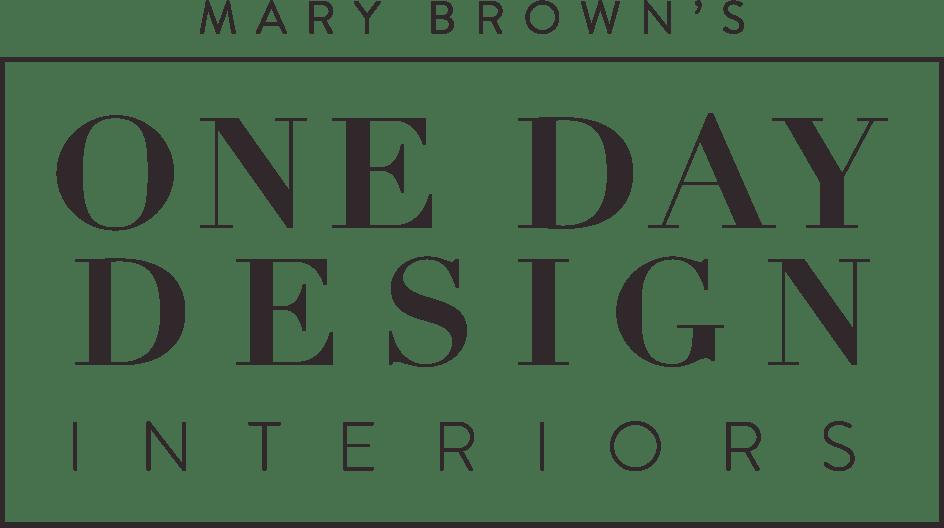 one day design logo