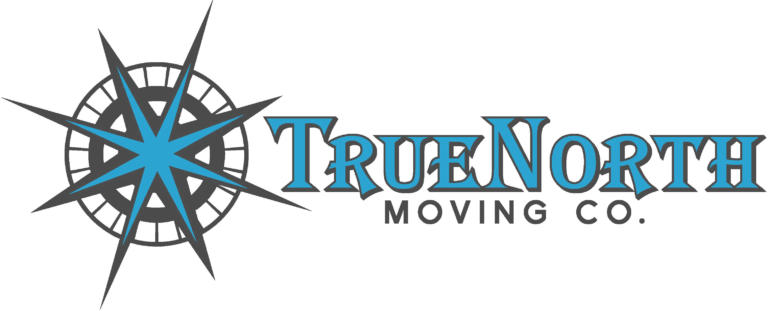 True north moving company logo