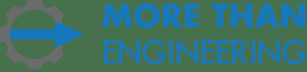 Horizontal Logo - More Than Engineering