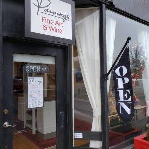 Kimberly DeHart of Pairings Fine Art and Wine