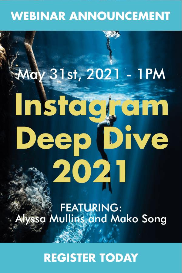 Instagram Deep Dive Webinar Pinterest vs