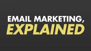 Email Marketing Explained with Email Service Providers and How It Relates To Your Sales and How Much Does Email Marketing Cost