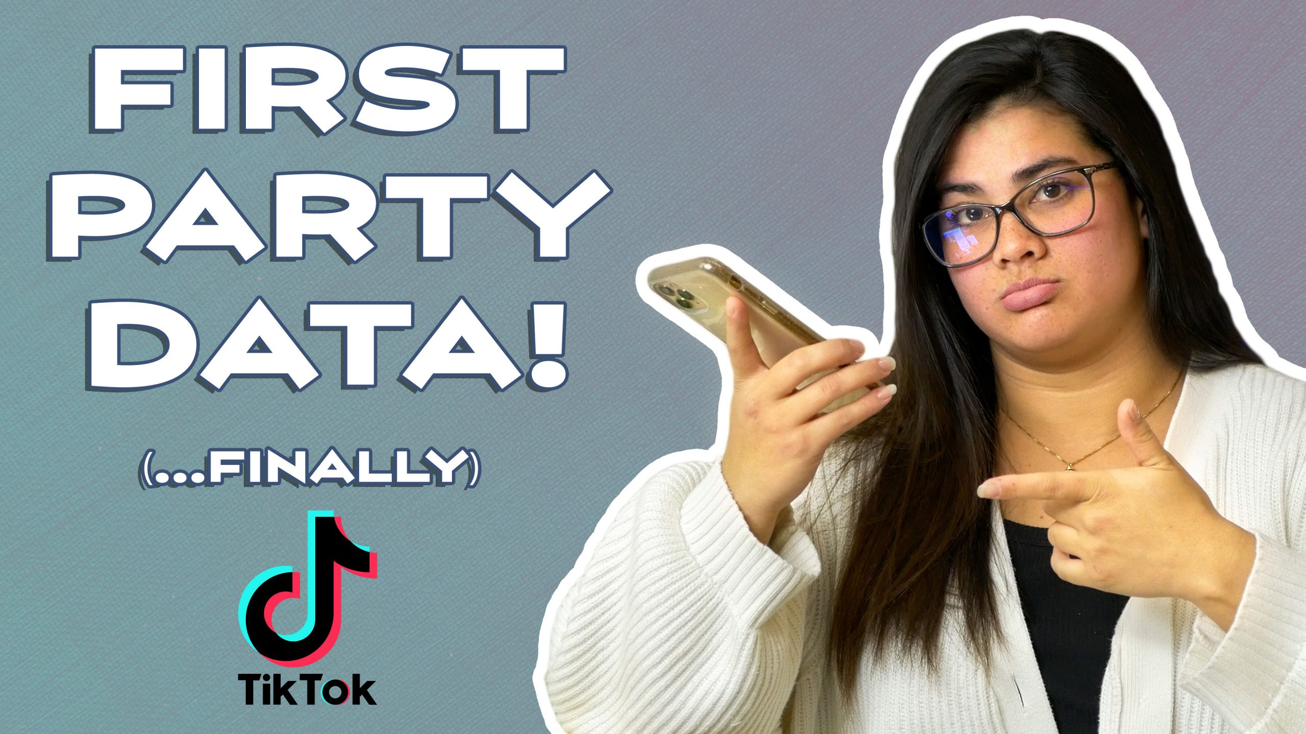 Tiktok First Party Data Now Accessible